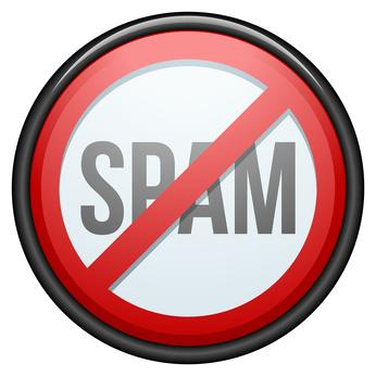 No Spam - Kein Spam